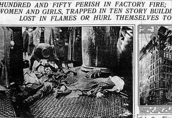 El Incendio Espantoso Que Cambió La Historia De Los Derechos De