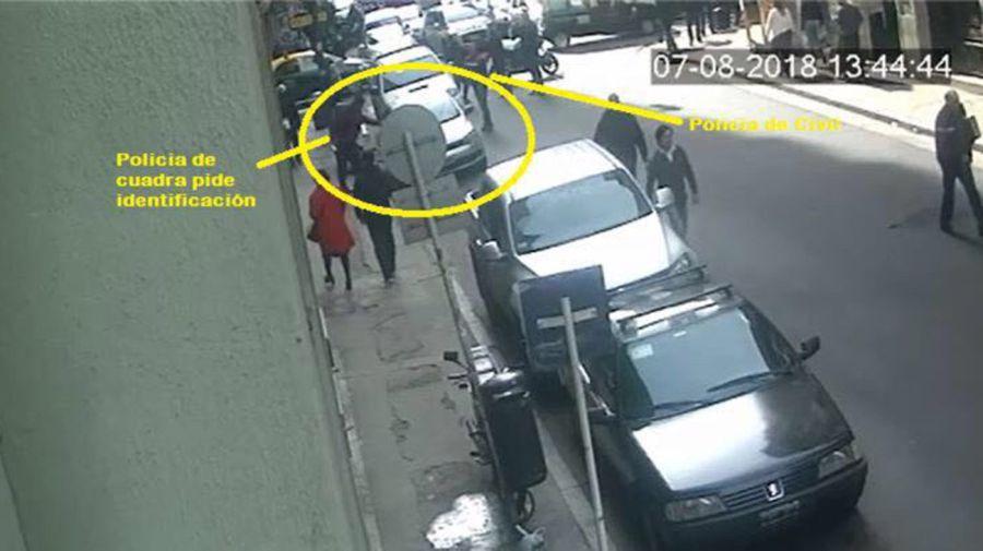 El supuesto operativo de inteligencia vigilando a Cristina Kirchner