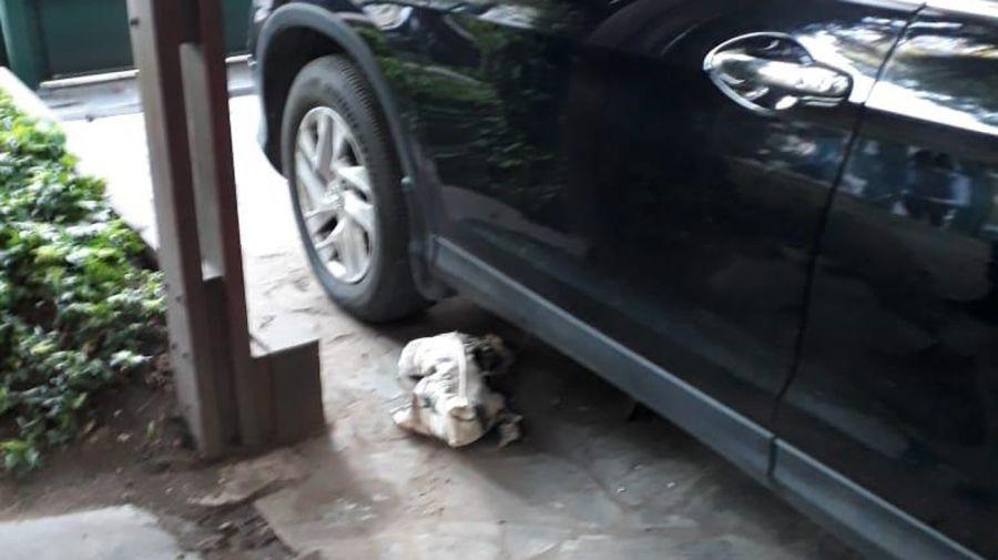 El artefacto explosivo encontrado en la casa de Claudio Bonadio