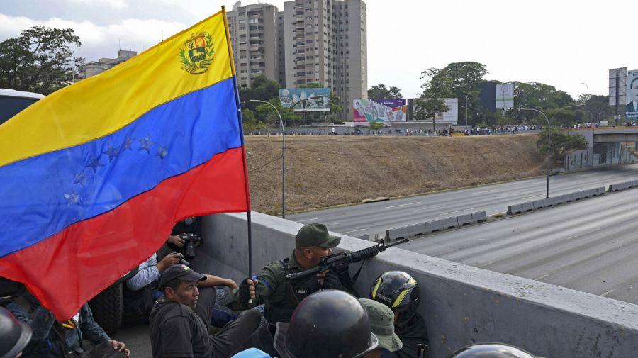 Incidentes en Venezuela