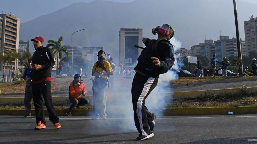Incidentes en Venezuela.