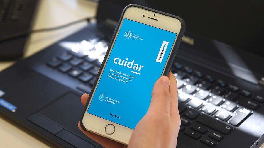 app Cuidar