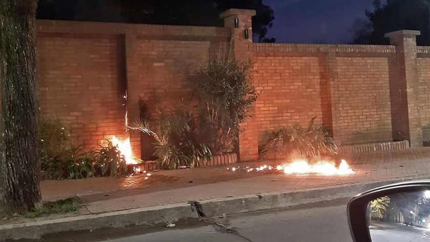 Molotov en Olivos