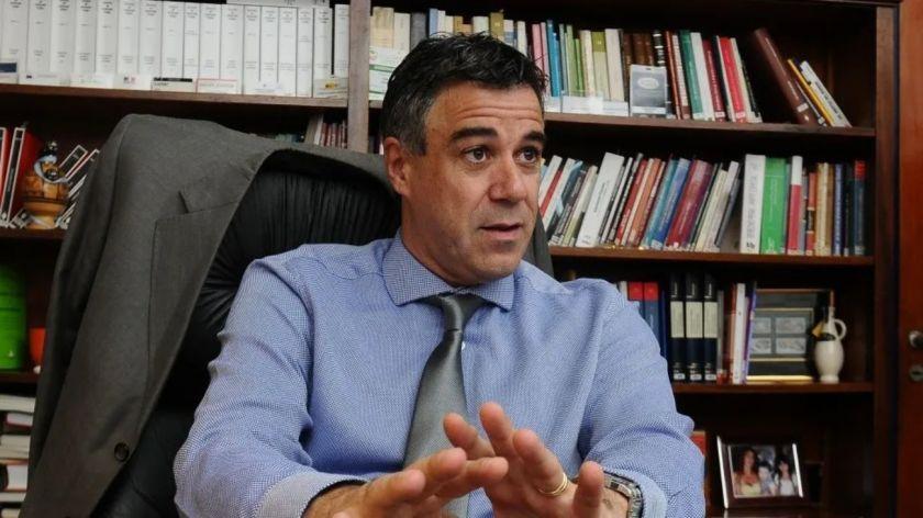 Daniel Rafecas, candidato del oficialismo a la Procuración y eje de las polémicas en el Frente de Todos.