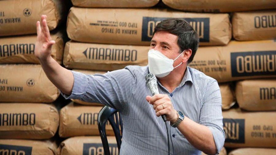 Daniel Arroyo, ministro de Desarrollo Social.  Crédito: Cedoc