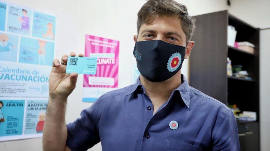 Kicillof vacuna rusa
