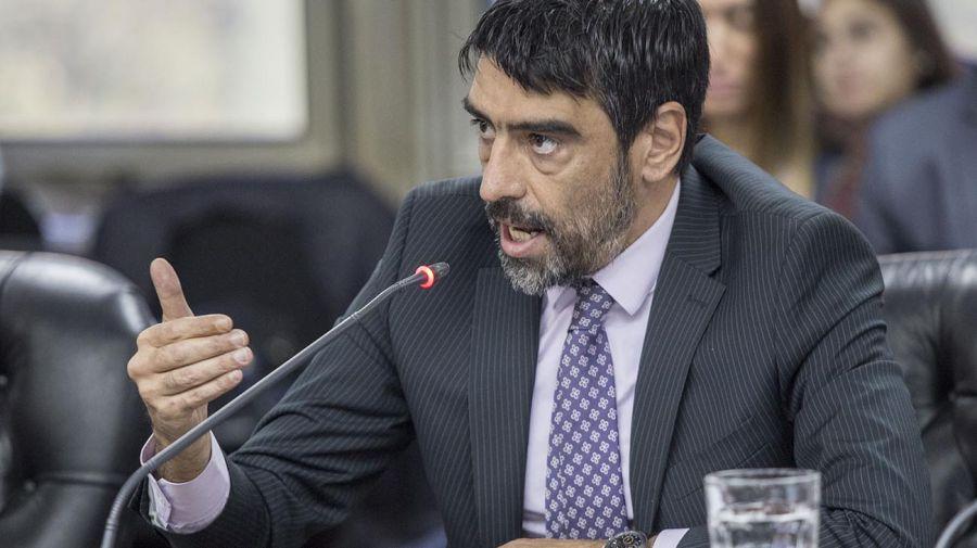 Rodolfo Tailhade, diputado nacional  Crédito: NA