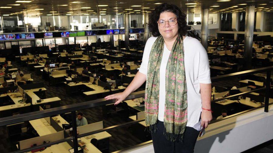 La ministra de Salud Carla Vizzotti.