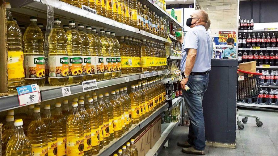 La inflación de mayo fue del 3,3%