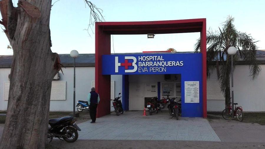 hospital barranqueras chaco