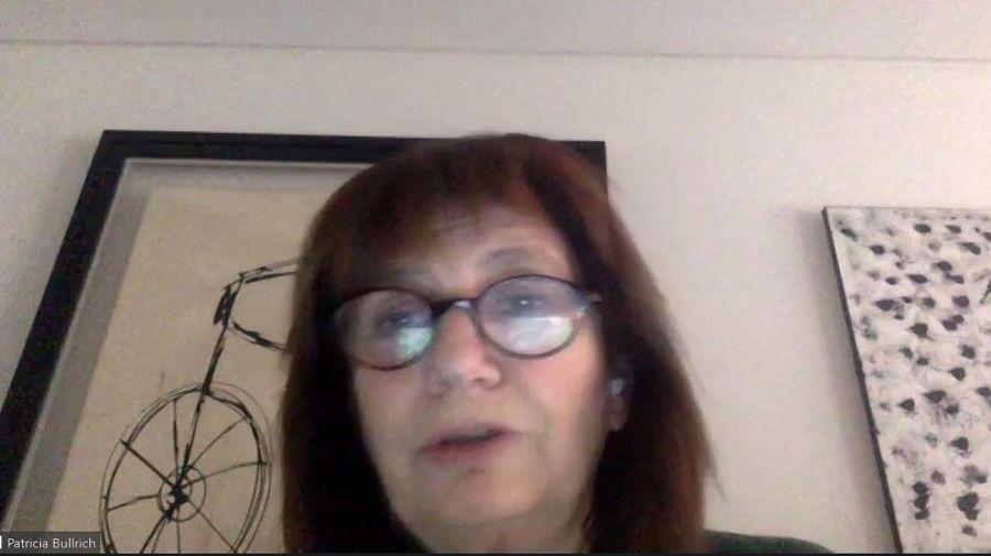 Entrevista a Patricia Bullrich por Zoom