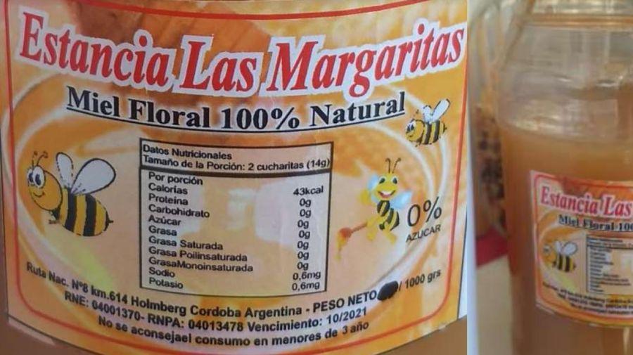 miel de abejas Córdoba