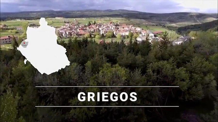 Greigos, España
