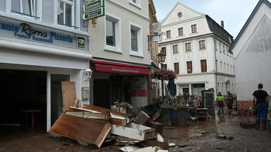 Inundación Alemania