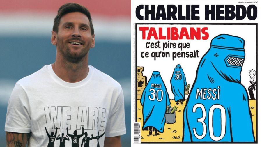 Messi Charlie Hebdo