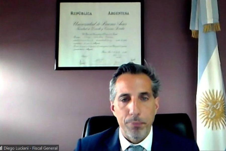 fiscal Luciani