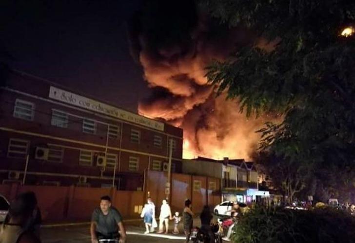 incendio talar pacheco 20180313