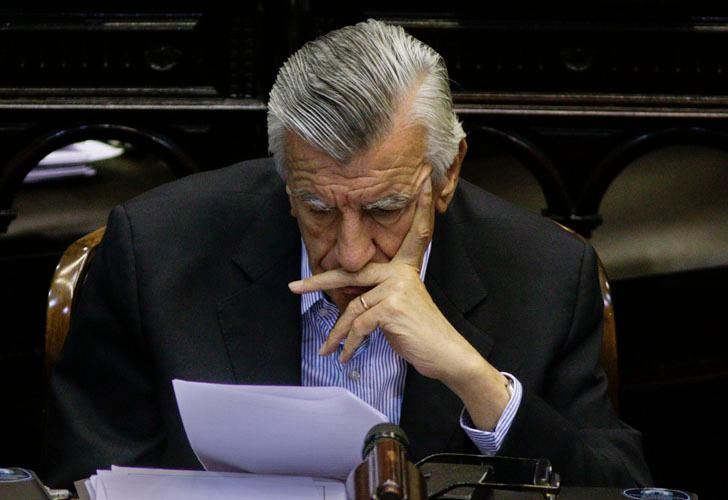 Confundido. José Luis Gioja, diputado nacional por San Juan. Foto: Noticias Argentinas.