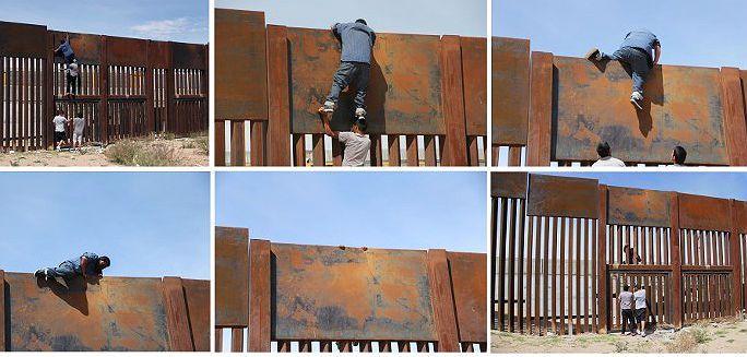 Inmigrantes Ciudad Juárez