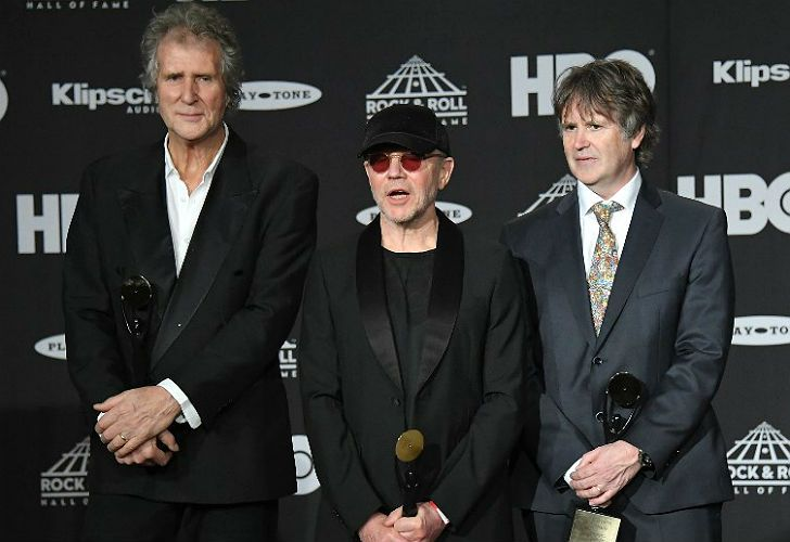 Dire Straits ingresó al Salón de la Fama del Rock.