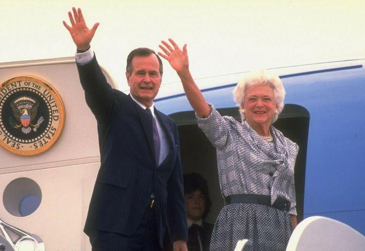 Barbara Bush estados unidos afp 20180417