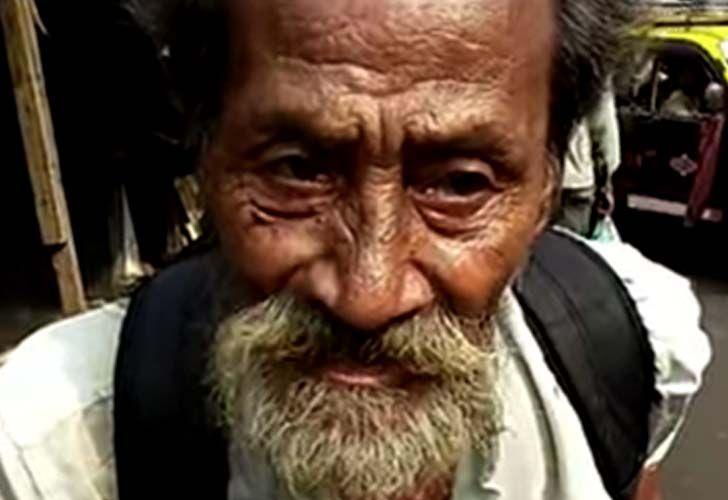Después de 40 años se reencontró con su familia