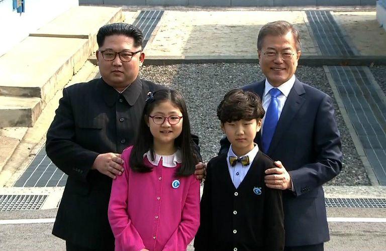 cumbre coreas kim jongun moon afp 20180426