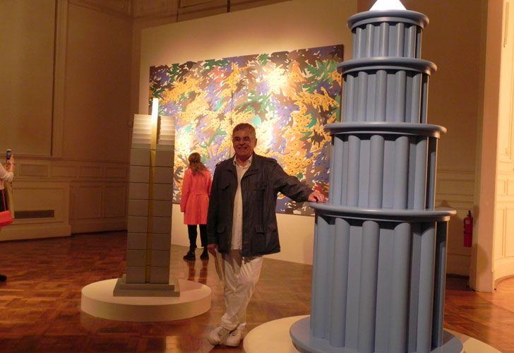 Donde los sueños se hacen realidad, exposición de Edgardo Giménez en el Museo de Arte de Tigre.