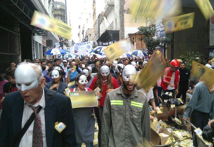 Marcha de la CGT por ENERGAS 05032018