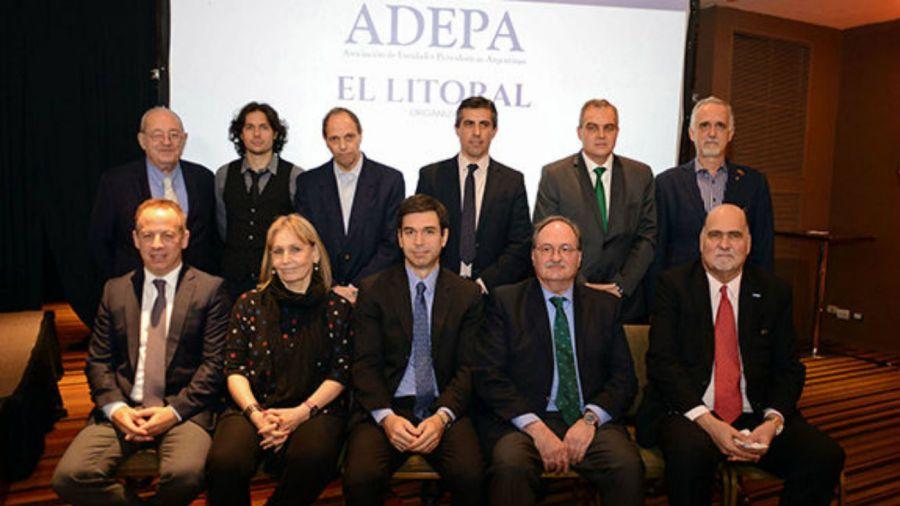 Consejo ejecutivo de Adepa