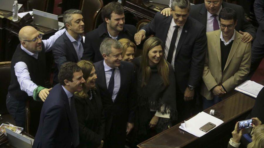Aborto. Votación histórica en Diputados.