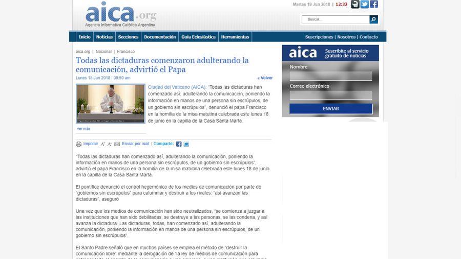 captura AICA