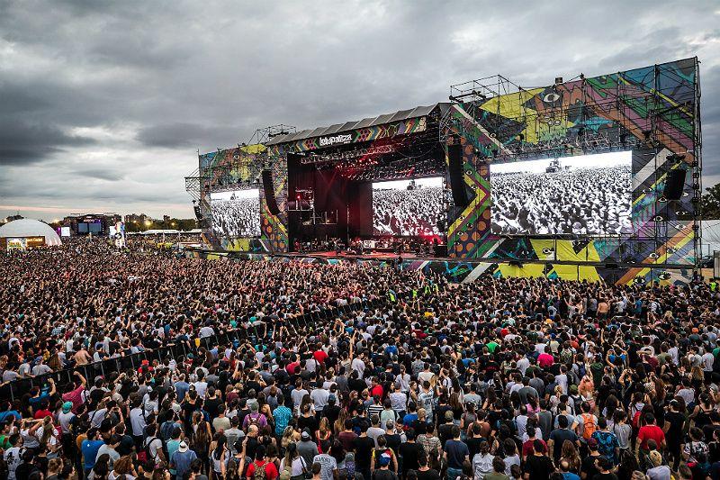 Lollapalooza Argentina anuncia para 2019 su sexta edición con más de 100 bandas.
