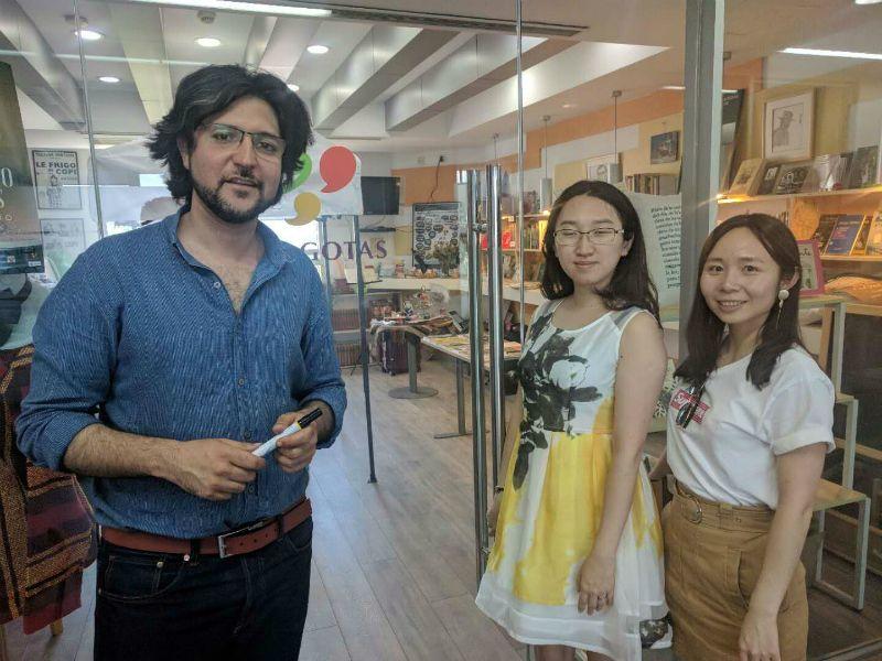 Argenchinos. Las historias cinco inmigrantes que lograron vivir en el gigante asiático.
