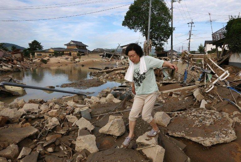japon inundaciones afp 20180709