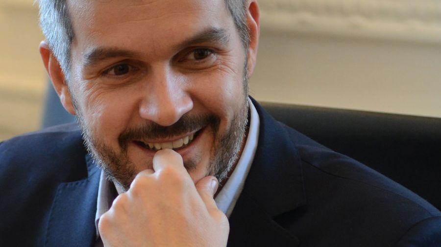 Entrevista exclusiva a Marcos Peña
