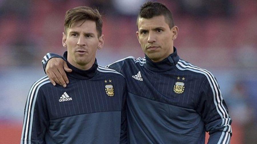 Aguero Y Messi 07202018