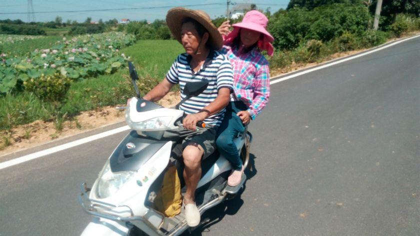 Viaje al pueblo laboratorio del plan antipobreza chino