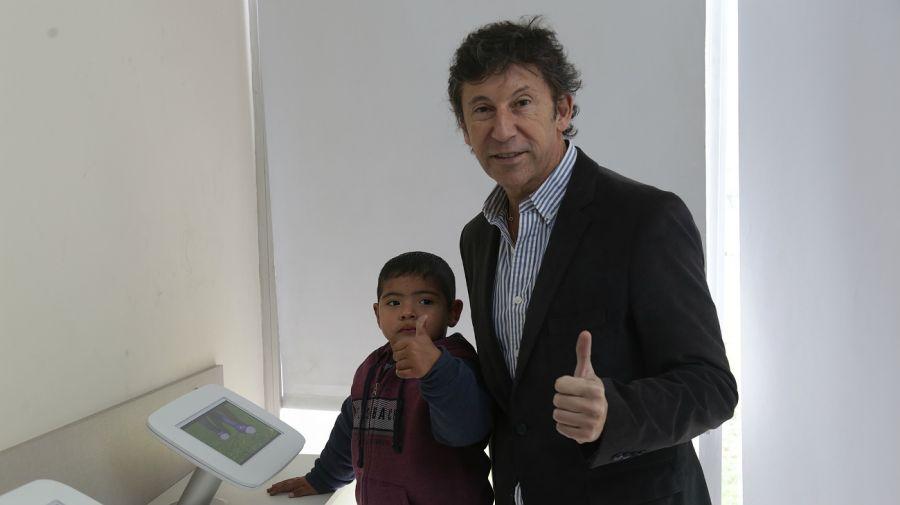 El intendente Gustavo Posse se mostró muy satisfecho por los resultados de la propuesta