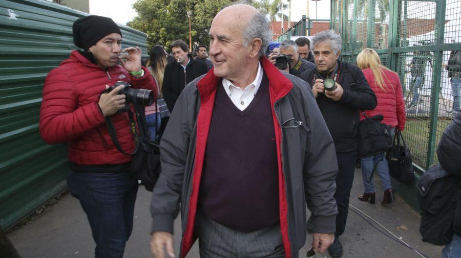 El ex secretario General de la Presidencia, Oscar Parrilli.