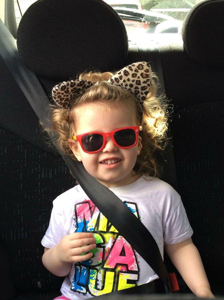 Ophelia Morgan-Dew, la niña con un coeficiente intelectual de 171.