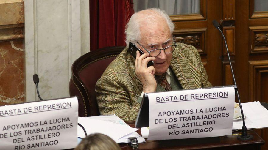 Senado CFK 08222018