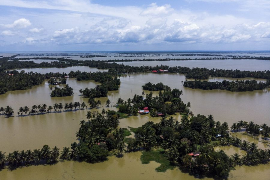 Aftermath of the Kerala Floods, The Worst In A Century