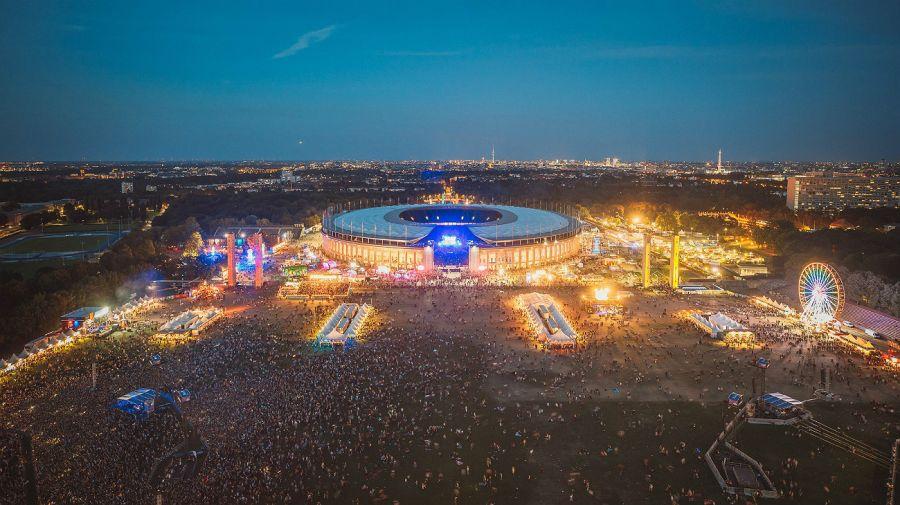 Lollapalooza Berlín. Las mejores imágenes.