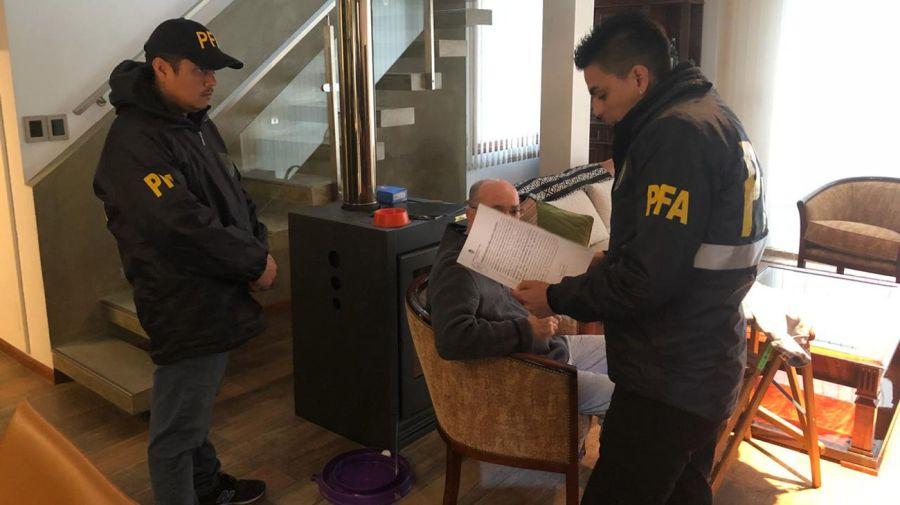 detencion del fiscal Tomás Moran 09122018
