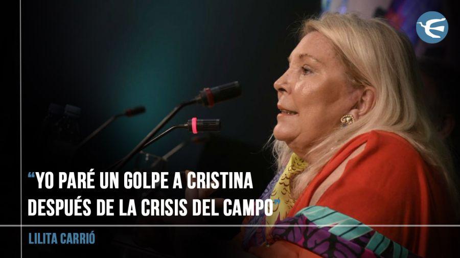 Lilita Carrió 09142018