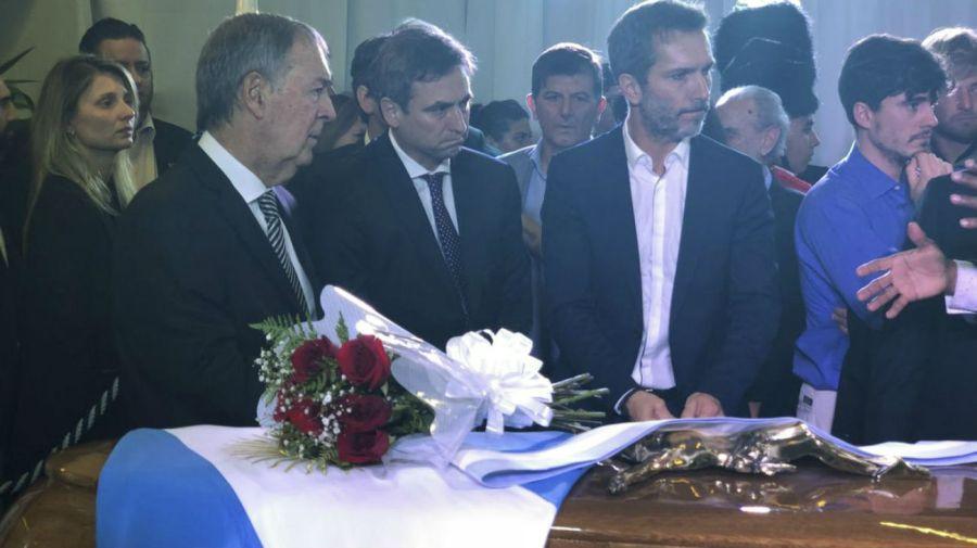 Velorio del ex gobernador José Manuel De la Sota