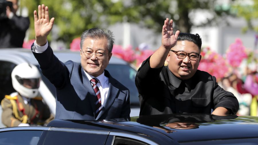 cumbre coreas pyongyang