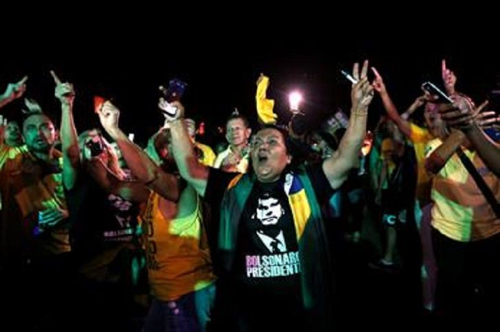 Bolsonaro triunfó en primera vuelta