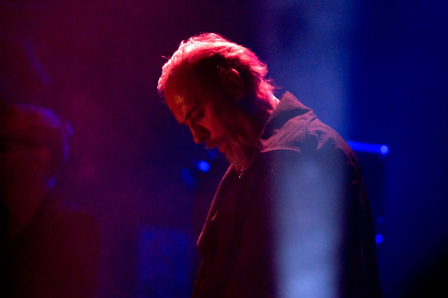 El show de Peter Murphy en Buenos Aires 10122018